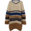 PERO oversized wool sweater dress - Obleke -