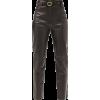 PETAR PETROV Pollis B belted leather cro - Pantaloni capri -