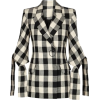 PETAR PETROV gingham jacket - Jacket - coats -