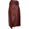 PETAR PETROV leather skirt - Skirts -