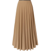 PETER DO neutral pleated skirt - Skirts -