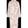 PETER PILOTTO bouclé floral jewel button - Jacket - coats -
