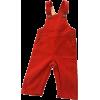 PETIT BATEAU children overalls - Grembiule -