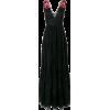 PHILIPP PLEIN Lace Panelled Evening Dres - Dresses -