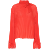 PHILOSOPHY DI LORENZO SERAFINI Pleated c - Long sleeves shirts -