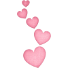 PINK HEARTS - Items -