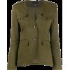PINKO military-style blazer - Jacket - coats -