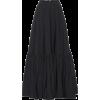 PLAN C Cotton-blend maxi skirt - 裙子 -