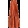PLAN C Taffeta maxi skirt - 裙子 -