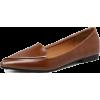 POINTED TOE VEGAN LEATHER FLATS - Brown - scarpe di baletto - $28.97  ~ 24.88€