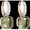 POMELLATO Nudo 18-karat white gold, pras - Naušnice - 3.75€  ~ 27,74kn