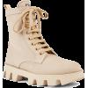 PRADA neutral boot - Čizme -