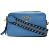 PRADA logo plaque shoulder bag - Hand bag - 1,246.00€  ~ £1,102.56