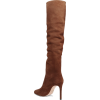 PRADA 100 suede knee boots - Buty wysokie - £937.50  ~ 1,059.47€