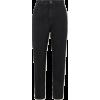 PRADA Appliquéd cropped high-rise straig - Jeans -