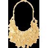 PRADA Bolted heart-charm necklace £512 - Ogrlice -