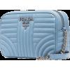 PRADA Diagramme crossbody bag - Messenger bags - $1.25