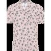 PRADA Floral printed shirt - Hemden - kurz -