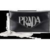 PRADA Leather clutch - Carteras tipo sobre - 635.00€