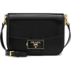 PRADA Leather shoulder bag € 1,429 - Torbice -