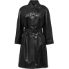 PRADA Light nappa leather trench coat - Kurtka -