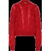 PRADA Mohair-blend sweater - Pullovers -