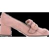 PRADA Suede loafer pumps - 经典鞋 -
