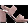 PRADA Suede sandals - Sandals -