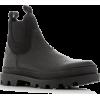 PRADA black bike  boot - Boots -