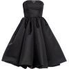 PRADA black dress - Obleke -