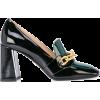 PRADA chain detail pumps - Sapatos clássicos -