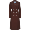 PRADA double-breasted belted coat - Kurtka -