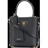 PRADA double bucket bag - Messenger bags - $1,990.00
