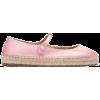 PRADA espadrille ballerina shoes - Sapatilhas -