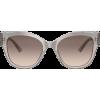 PRADA greige sunglasses - 墨镜 -