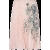 PRADA pleated printed skirt - Spudnice -