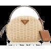 PRADA raffia bag - Bolsas pequenas -