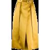 PRADA rose motif pleated skirt - Skirts -