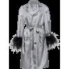 PRADA silver grey coat - Giacce e capotti -