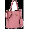 PRADA small panier tote bag - Messenger bags - $1,990.00