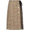 PRADA straight wrap-around skirt - Skirts -