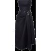 PRADA strapless corset midi dress - Dresses -