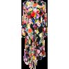 PREEN BY THORNTON BREGAZZI floral asymme - Dresses -