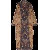 PREEN tapestry coat - Jacket - coats -