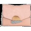 PROENZA SCHOULER Medium Curl suede clutc - Hand bag -