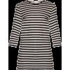 PROENZA SCHOULER Zebra-print cotton-jers - T-shirt -