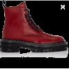 PROENZA SCHOULER red boot - Čizme -