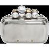 PUNK FOUR RING BOX CLUTCH EUR 2.090 - Schnalltaschen -