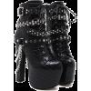 PUNK ROCKER HEELS - Stiefel - $79.99  ~ 68.70€