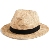 Packable straw hat - Cappelli -